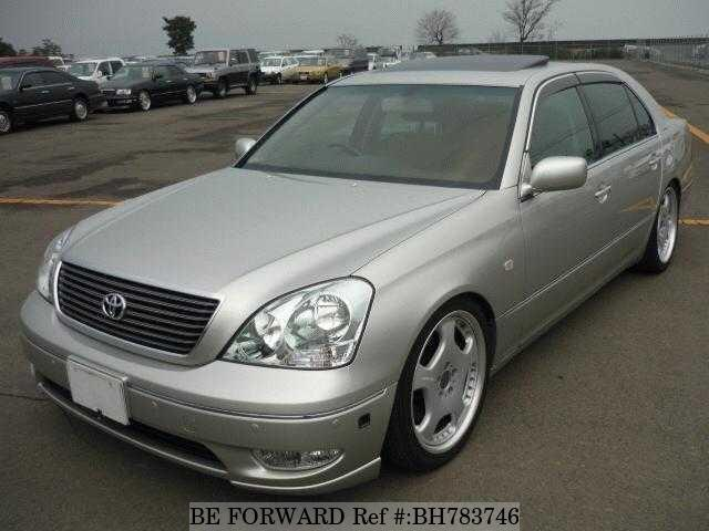 Used 2001 TOYOTA CELSIOR BH783746 for Sale