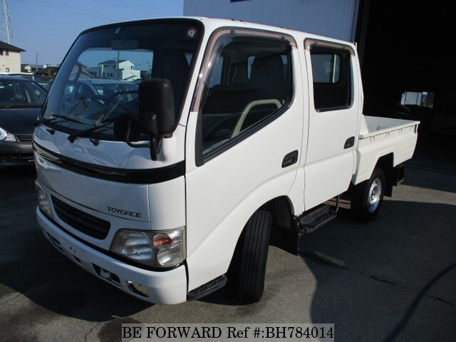 Used 2003 TOYOTA TOYOACE BH784014 for Sale