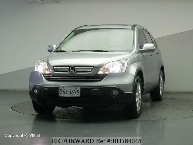 Used 2007 HONDA CR-V BH784045 for Sale