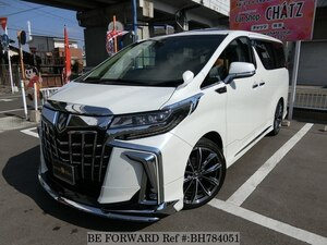 Used 2018 TOYOTA ALPHARD BH784051 for Sale