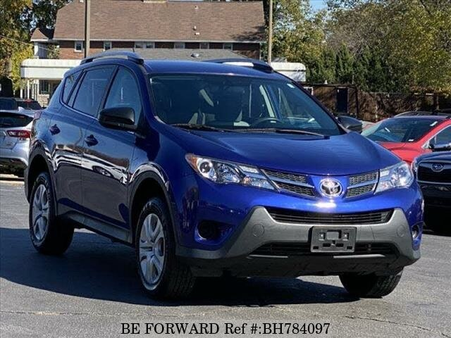 Used 2014 TOYOTA RAV4 BH784097 for Sale