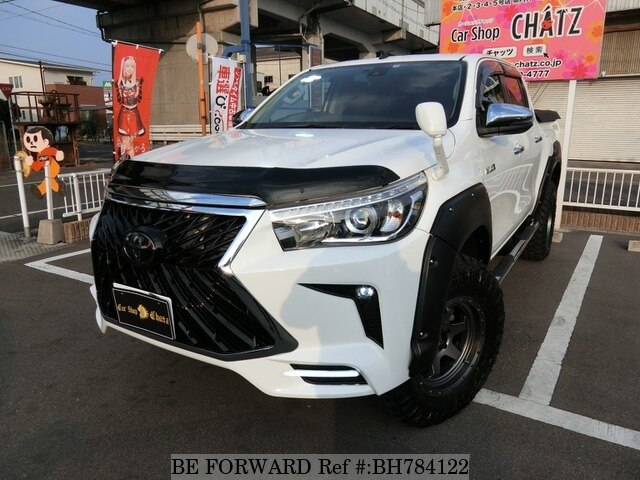Used 2017 TOYOTA HILUX BH784122 for Sale