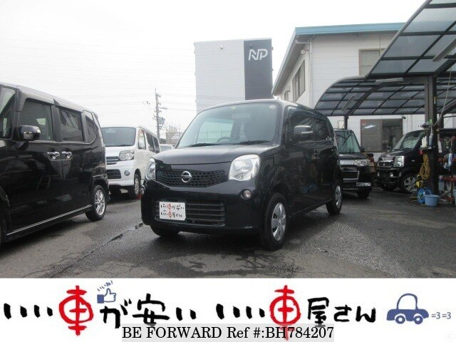 Used 2012 NISSAN MOCO BH784207 for Sale