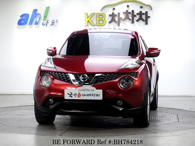 Used 2017 NISSAN JUKE BH784218 for Sale
