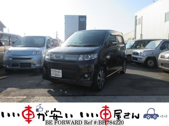 Used 2012 SUZUKI WAGON R BH784220 for Sale