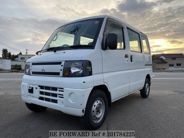 Used 2011 MITSUBISHI MINICAB VAN BH784225 for Sale