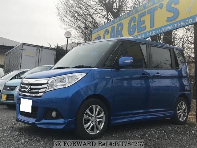 Used 2018 SUZUKI SOLIO BH784237 for Sale