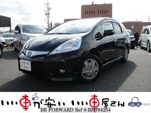 Used 2013 HONDA FIT SHUTTLE HYBRID BH784254 for Sale