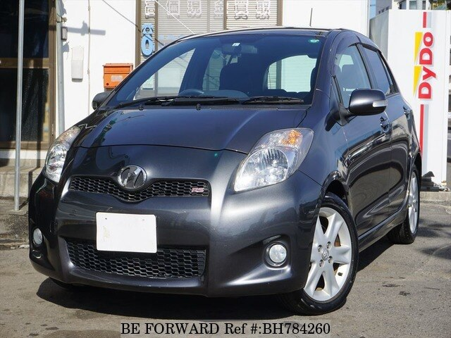 Used 2009 TOYOTA VITZ BH784260 for Sale