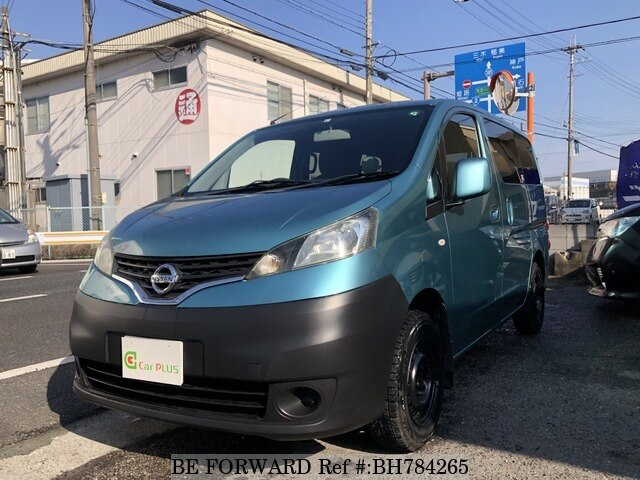 Used 2009 NISSAN NV200VANETTE WAGON BH784265 for Sale