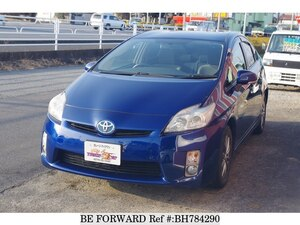 Used 2010 TOYOTA PRIUS BH784290 for Sale