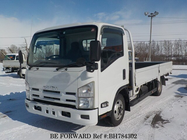 Used 2010 ISUZU ELF TRUCK BH784302 for Sale
