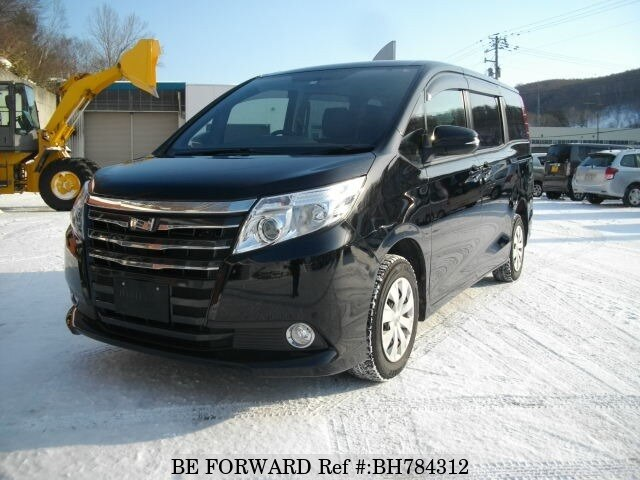 Used 2015 TOYOTA NOAH BH784312 for Sale