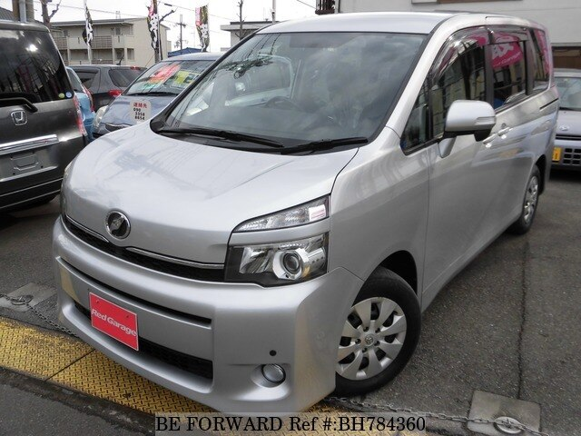 Used 2010 TOYOTA VOXY BH784360 for Sale