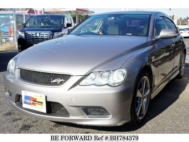 Used 2005 TOYOTA MARK X BH784379 for Sale