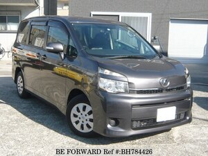 Used 2010 TOYOTA VOXY BH784426 for Sale