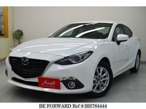 Used 2014 MAZDA AXELA BH784444 for Sale