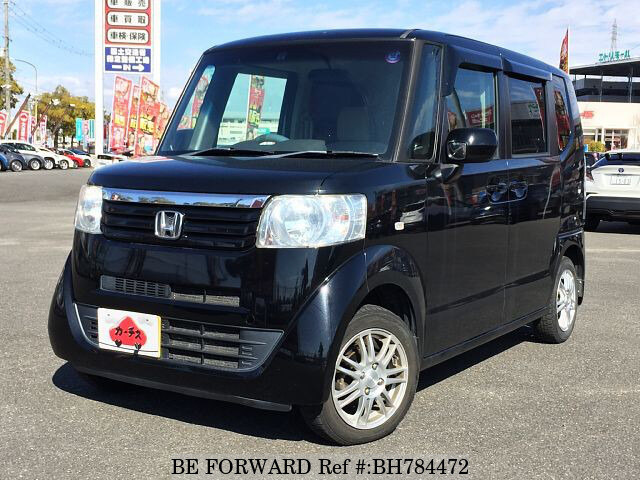 Used 2012 HONDA N BOX BH784472 for Sale