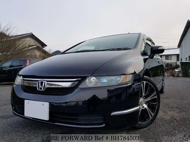 Used 2007 HONDA ODYSSEY BH784503 for Sale