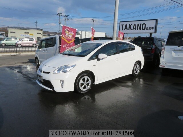 Used 2014 TOYOTA PRIUS BH784509 for Sale