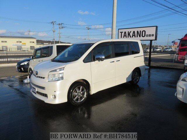 Used 2009 TOYOTA VOXY BH784516 for Sale