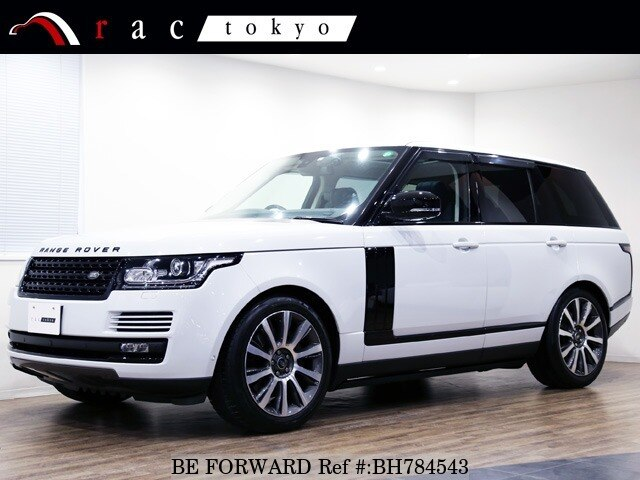 Used 2016 LAND ROVER RANGE ROVER BH784543 for Sale