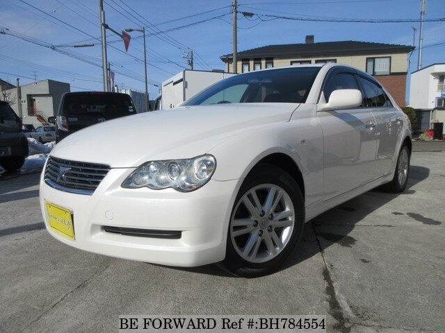 Used 2006 TOYOTA MARK X BH784554 for Sale