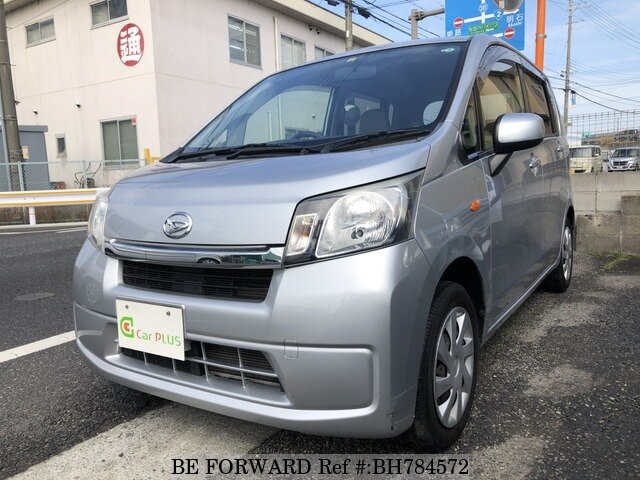 Used 2013 DAIHATSU MOVE BH784572 for Sale