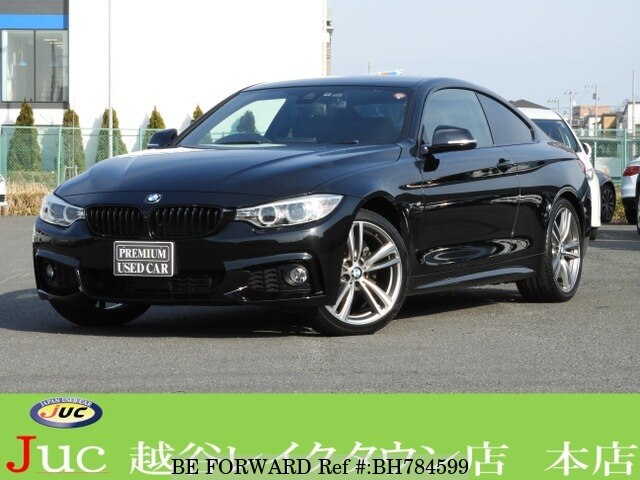 Used 2014 BMW 4 SERIES BH784599 for Sale