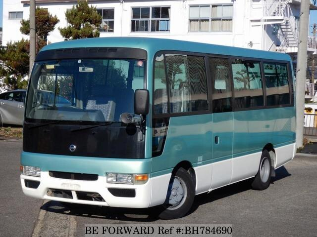 Used 2003 NISSAN CIVILIAN BUS BH784690 for Sale