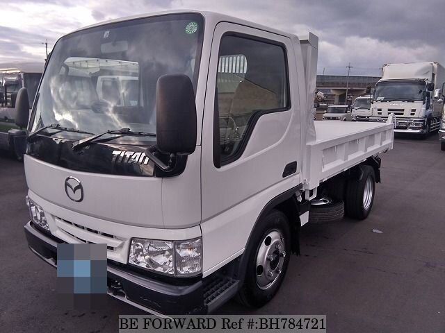 Used 2003 MAZDA TITAN BH784721 for Sale