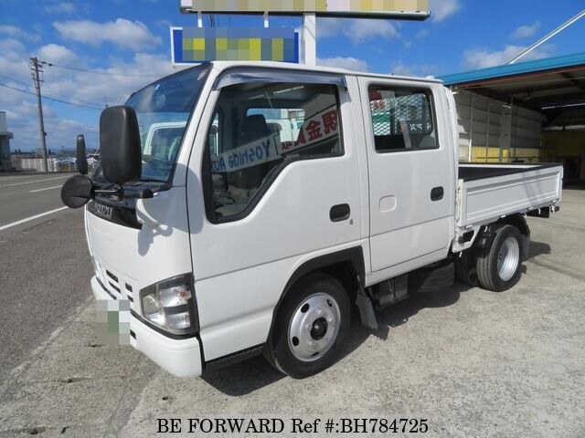 Used 2005 ISUZU ELF TRUCK BH784725 for Sale