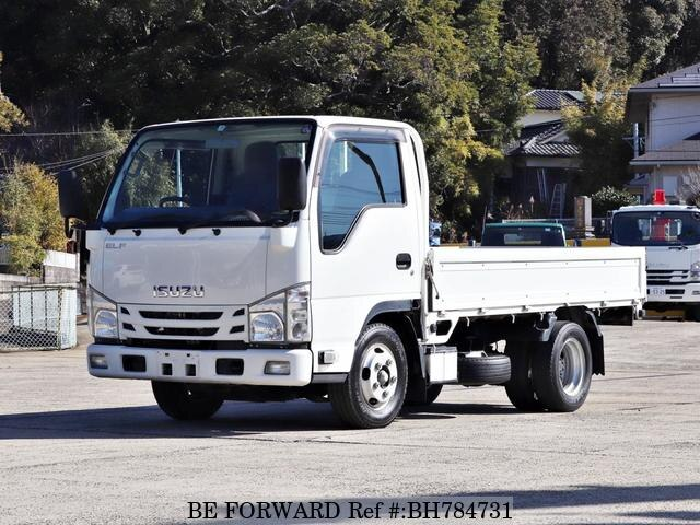 Used 2015 ISUZU ELF TRUCK BH784731 for Sale