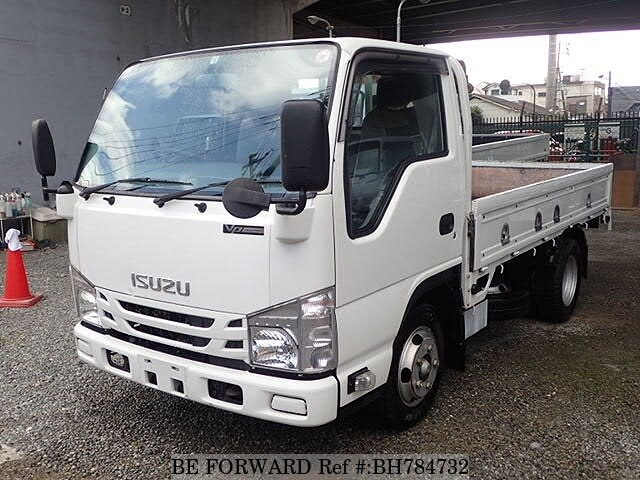 Used 2017 ISUZU ELF TRUCK BH784732 for Sale