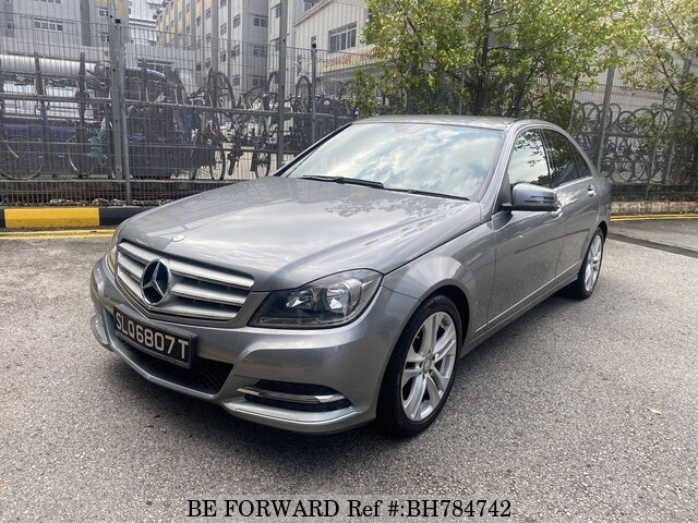 Used 2012 MERCEDES-BENZ C-CLASS BH784742 for Sale