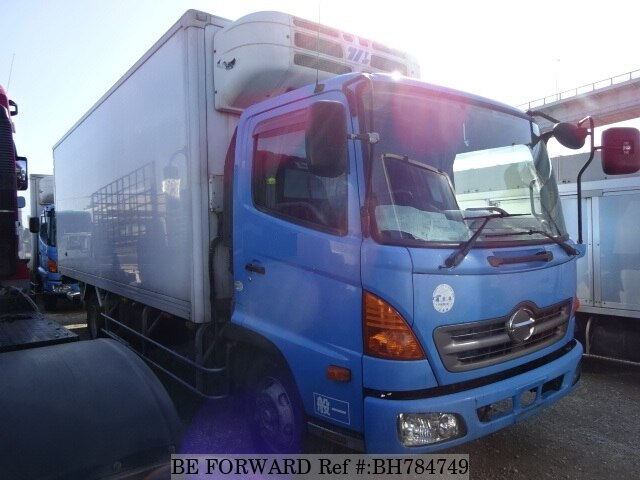 Used 2010 HINO RANGER BH784749 for Sale