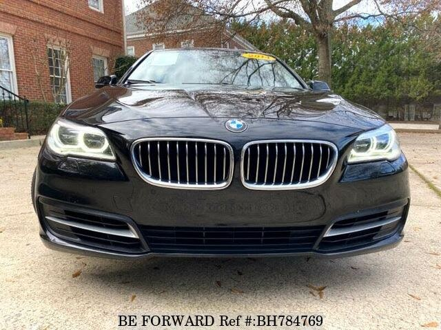 Used 2014 BMW 5 SERIES BH784769 for Sale