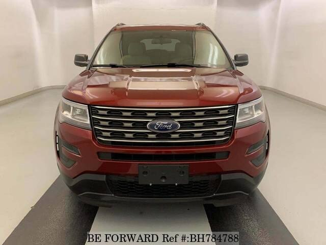 Used 2017 FORD EXPLORER BH784788 for Sale