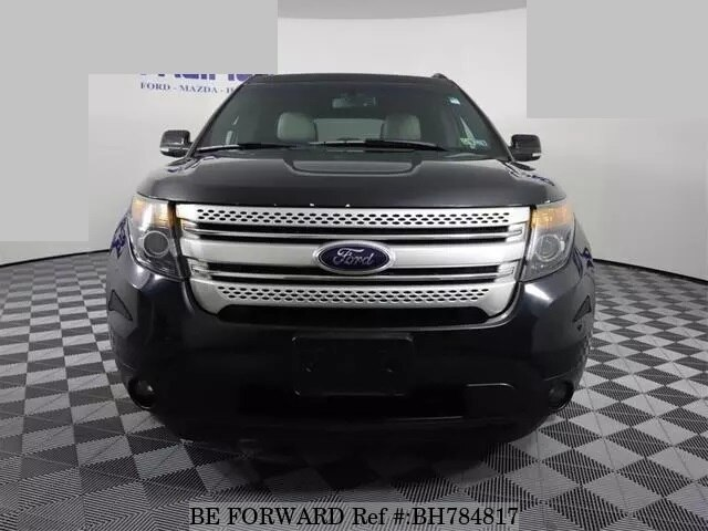 Used 2014 FORD EXPLORER BH784817 for Sale
