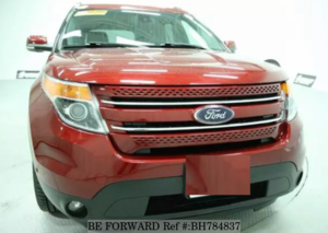 Used 2015 FORD EXPLORER BH784837 for Sale