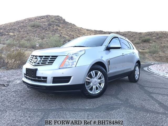 Used 2013 CADILLAC SRX BH784862 for Sale