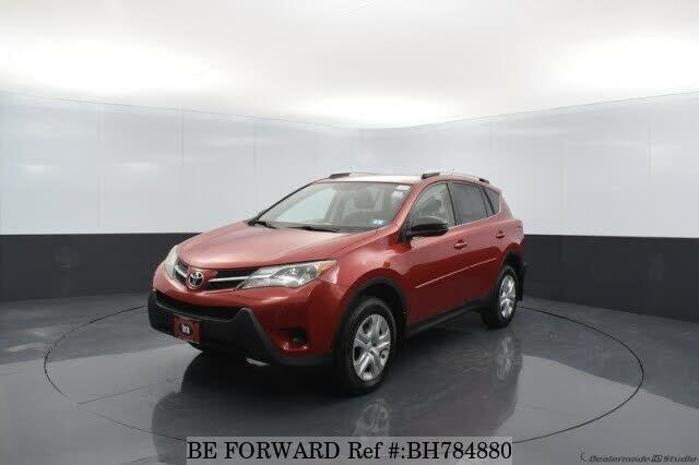 Used 2014 TOYOTA RAV4 BH784880 for Sale