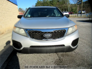 Used 2012 KIA SORENTO BH784892 for Sale