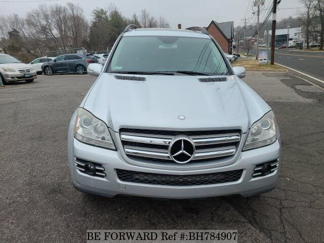 Used 2007 MERCEDES-BENZ GL-CLASS BH784907 for Sale