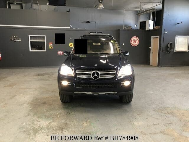 Used 2007 MERCEDES-BENZ GL-CLASS BH784908 for Sale