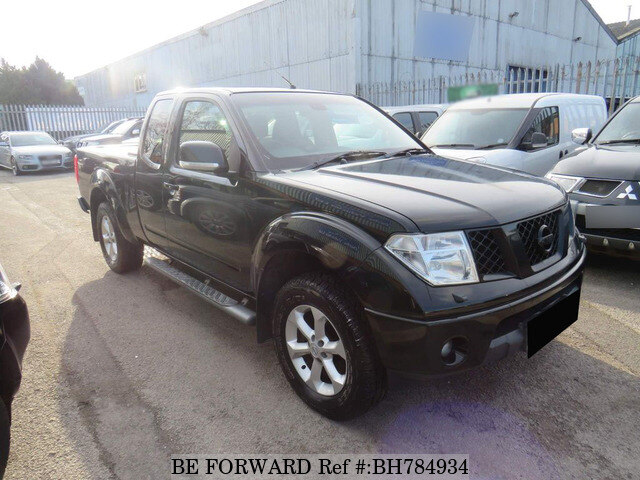 Used 2008 NISSAN NAVARA BH784934 for Sale
