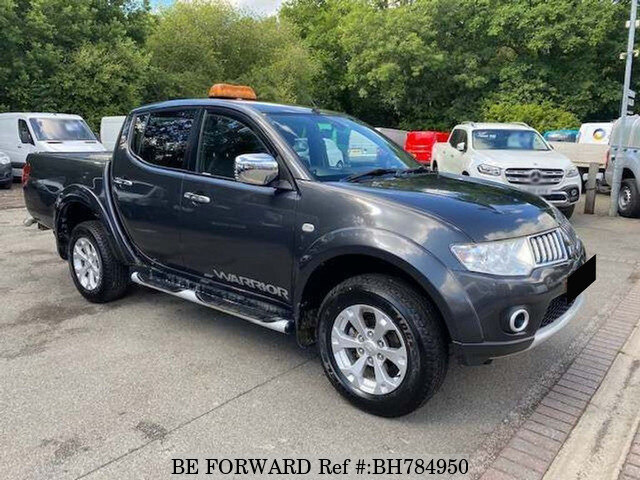 Used 2013 MITSUBISHI L200 BH784950 for Sale
