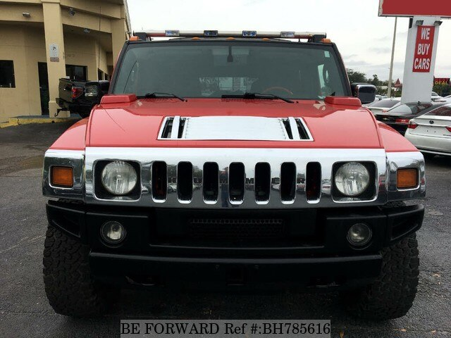 Used 2007 HUMMER H2 BH785616 for Sale