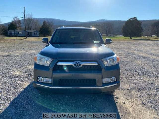 Used 2010 TOYOTA 4RUNNER BH785631 for Sale