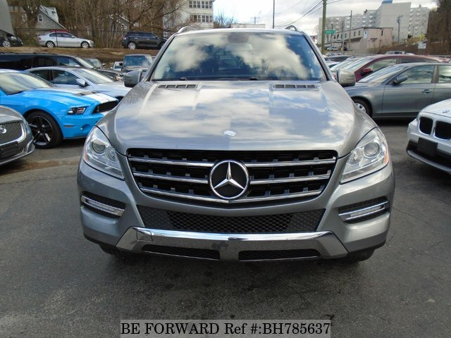 Used 2012 MERCEDES-BENZ M-CLASS BH785637 for Sale